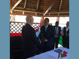 Madagascar and Monaco strengthen cooperation on health issues