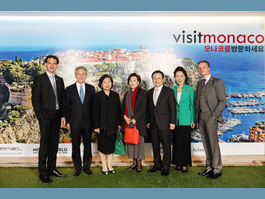 Tourist and Convention Authority conducts promotional tour in South Korea and Taiwan