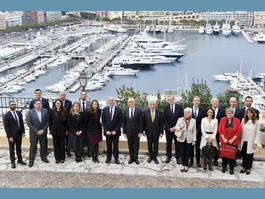Visit to Monaco by a Delegation from the European Union