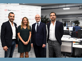 Minister of State visits Platinium Group in Fontvieille