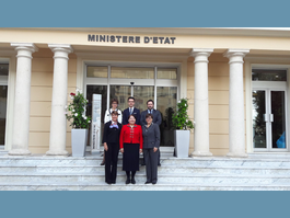 OSCE – Working Visit by the Special Representative and Coordinator for Combating Trafficking in Human Beings