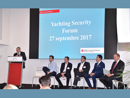 Dominique Riban - Co-Speaker at the Yachting Security Forum